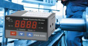معرفی و خرید کنترلر و نمایشگر توان لوترون تایوان مدل LUTRON PWA-6065