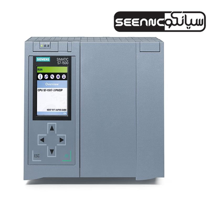 پی ال سی زیمنس مدل SIMATIC S7-1500 CPU 1517-3 PN/DP