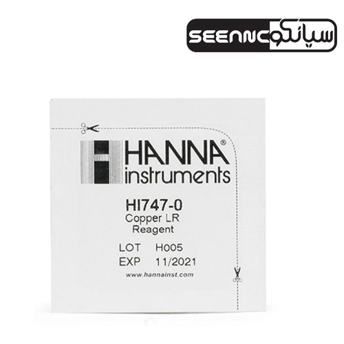 معرف تستر(چکر) مس هانا آمریکا مدل HANNA HI-747-25
