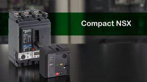 خرید و قیمت کلید کمپکت سری NSX نمایندگی اشنایدر الکتریک Schneider ComPact NSX