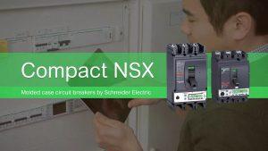 نمایندگی اشنایدر الکتریک Schneider ComPact NSX