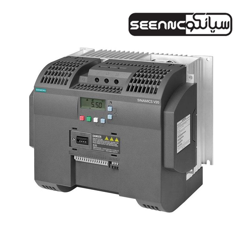 اینورتر V20 زیمنس آلمان مدل Siemens SINAMICS 6SL3210_5BE31_1UV0