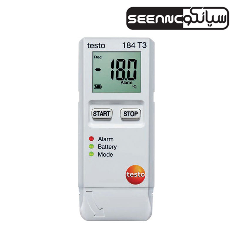 دیتالاگر دما پرتابل USB تستو TESTO 184 T3