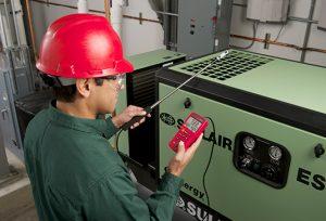 کاربرد هات وایر و آنمومتر حرارتی امپروب آمریکا Amprobe TMA-21HW