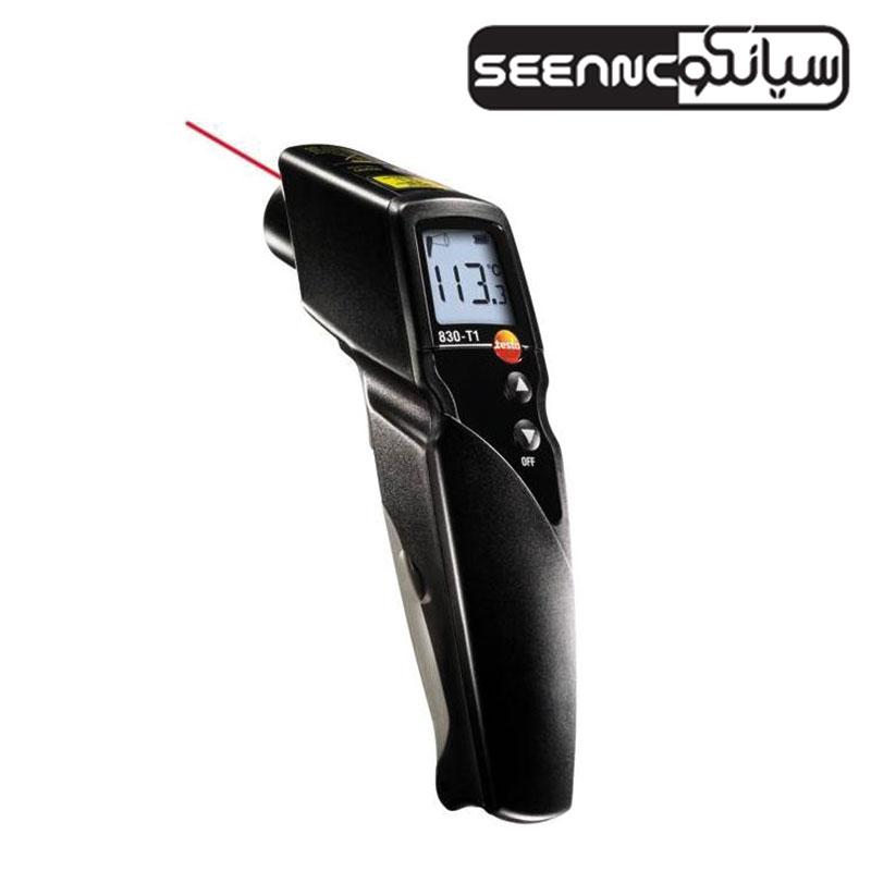 حرارت سنج، ترمومتر لیزری تستو Testo 830-T1