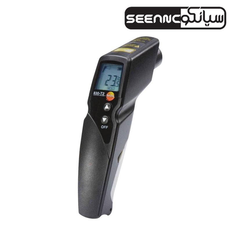 دماسنج، ترمومتر لیزری تفنگی تستو TESTO 830-T2