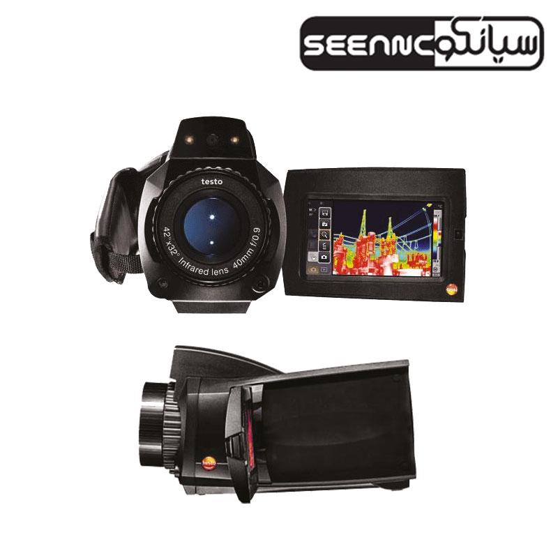 دوربین تصویربرداری حرارتی پیشرفته تستو آلمان testo 890-2