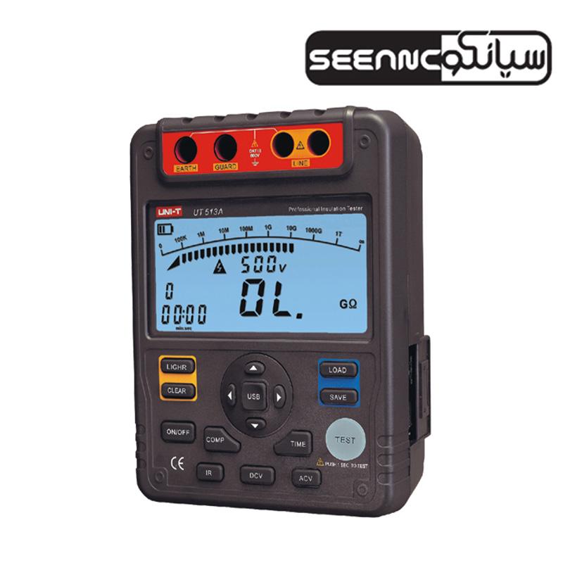 میگر 5KV دیجیتال یونی تی مدل  UNI-T UT-513A