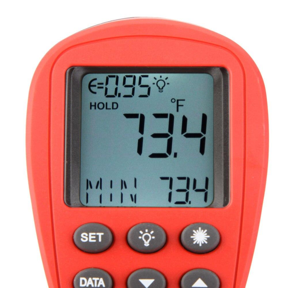 UNI-T-UT305A-50-1-Infrared-IR-Thermometer-Laser-Temperature-Gun-Meter-Sensor-Range-50-1050