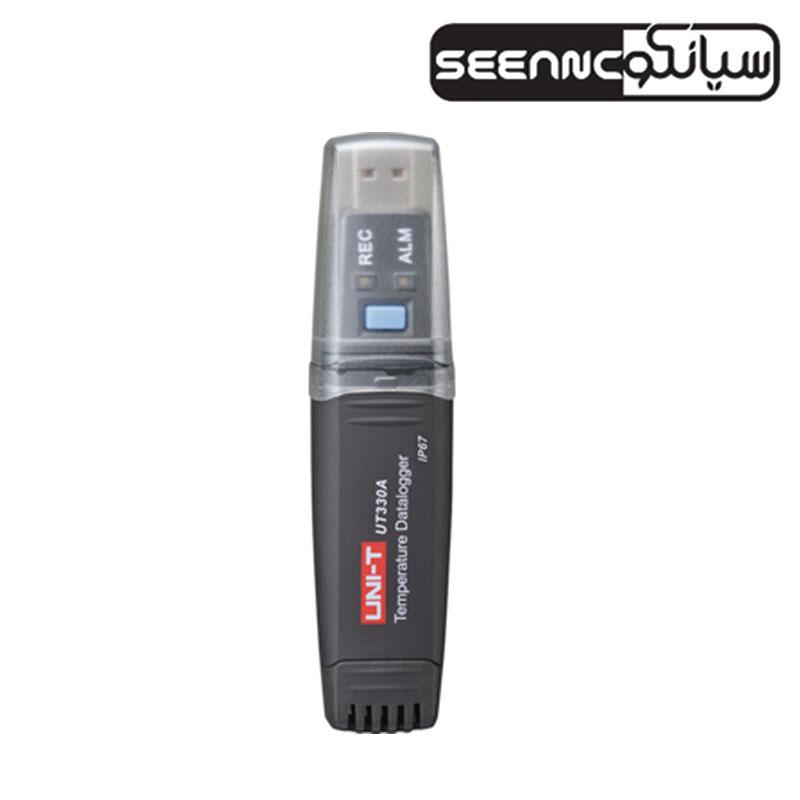 دیتالاگر قلمی دما و رطوبت یونیتی مدل UNI-T UT330A USB