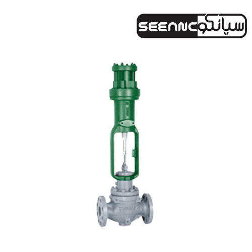 کنترل پمپ فشار فیشر Constant – Pressure Pump Fisherr 1B/1BR