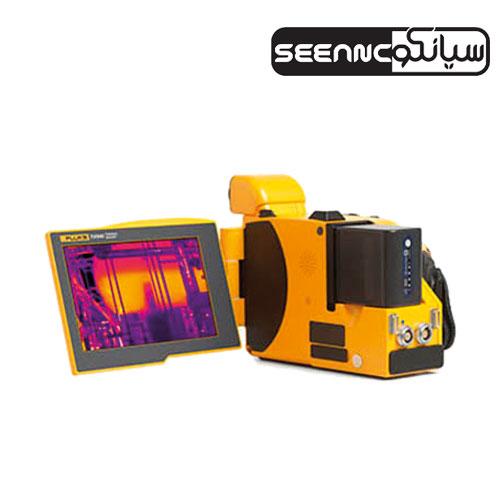 دوربین تصویربرداری حرارتی ۹ هرتز مدل Fluke TIX640