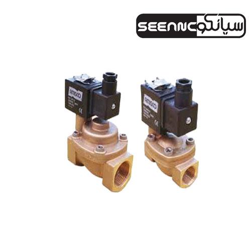 انواع شیر برقی(control valve) هیدرولیکی ، پنوماتیکی و الکتریکی