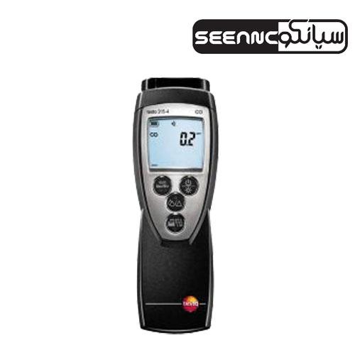 دستگاه سنجش CO محیط مدل Testo315-4