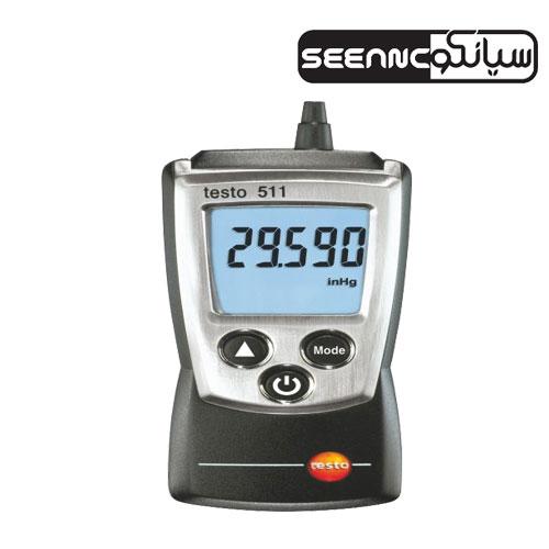 فشار سنج کوچک- testo 511