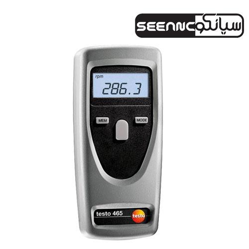دورسنج(تاکومتر) مدل testo 465