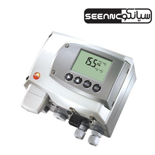 ترانسمیتر اختلاف فشار دقت بالا مدل testo 6351