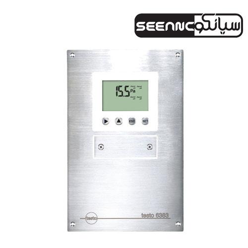 ترانسمیتر اختلاف فشار مدل تستو 6383