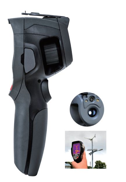 دوربین حرارتی cem-dt-982-1