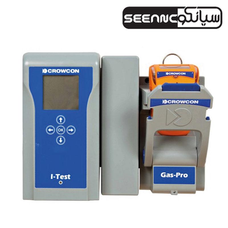کالیبراتور آنالایزر گاز کروکن انگلستان مدل I-Test Gas pro