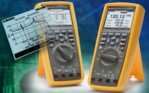 خرید و معرفی مولتی متر دیجیتال حرفه ای فلوک آمریکا مدل FLUKE 289