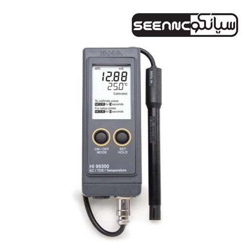 EC / TDS  متر محدوده پایین مدل HI99300