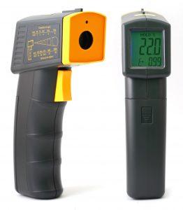 ترمومتر غیر تماسی ترمومتر لیزری TM-958