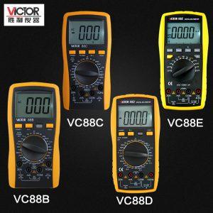 قیمت و خرید مولتی متر دیجیتال ویکتور VICTOR 88C