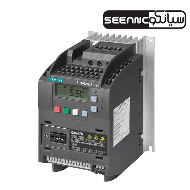 اینورتر V20 زیمنس آلمان مدل Siemens SINAMICS 6SL3210_5BE22_2UV0