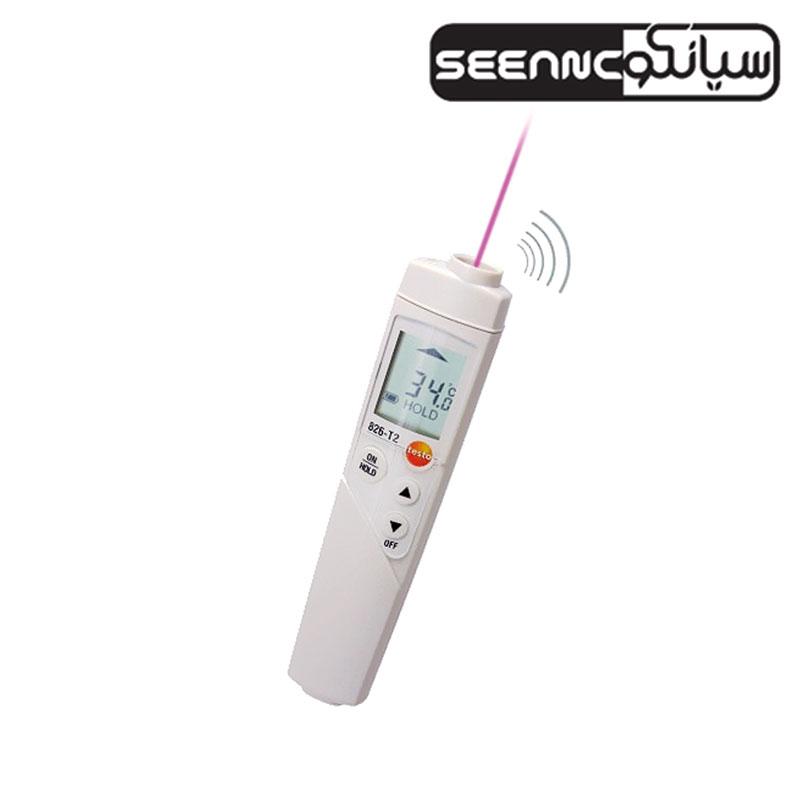 ترمومتر لیزری مواد غذایی تستو مدل testo 826-T2