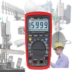 ویژه فرکانس متر و مولتی متر دیجیتال یونیتی -C-139