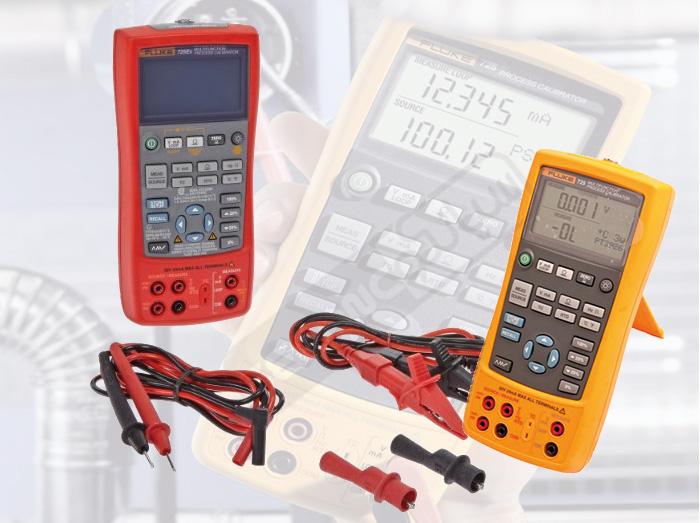 آموزش کالیبراسیون پارامتر های الکتریکی در کالیبراتور FLUKE 725